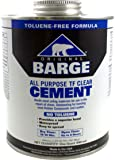 Barge Toluene Free All-Purpose Cement Cement, 32 oz