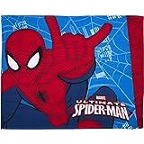 Character World Ultimate Spider-Man City Fleece Blanket