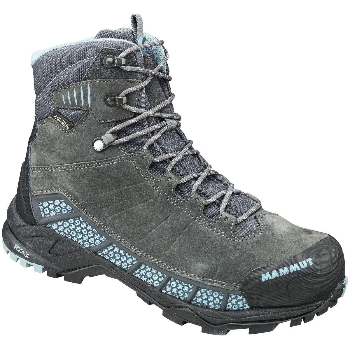 (マムート) Mammut Comfort Guide High GTX Surround Hiking Boot - Women'sメンズ バックパック リュック Graphite/Air [並行輸入品] B0767H3CLK  9.5