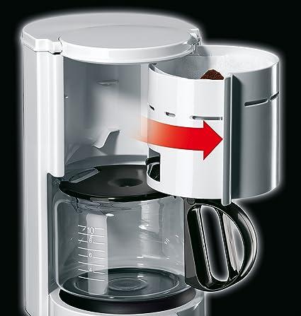 Braun KF 47/1 - Cafetera de goteo, 1000 W, 1.2 L, 20 dB, acero ...