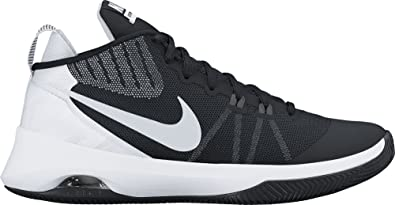 3aabc80d0e8 Nike New Men s Air Versitile Basketball Shoe Black Grey 7
