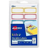 Avery 41442 Etiqueta Durable,