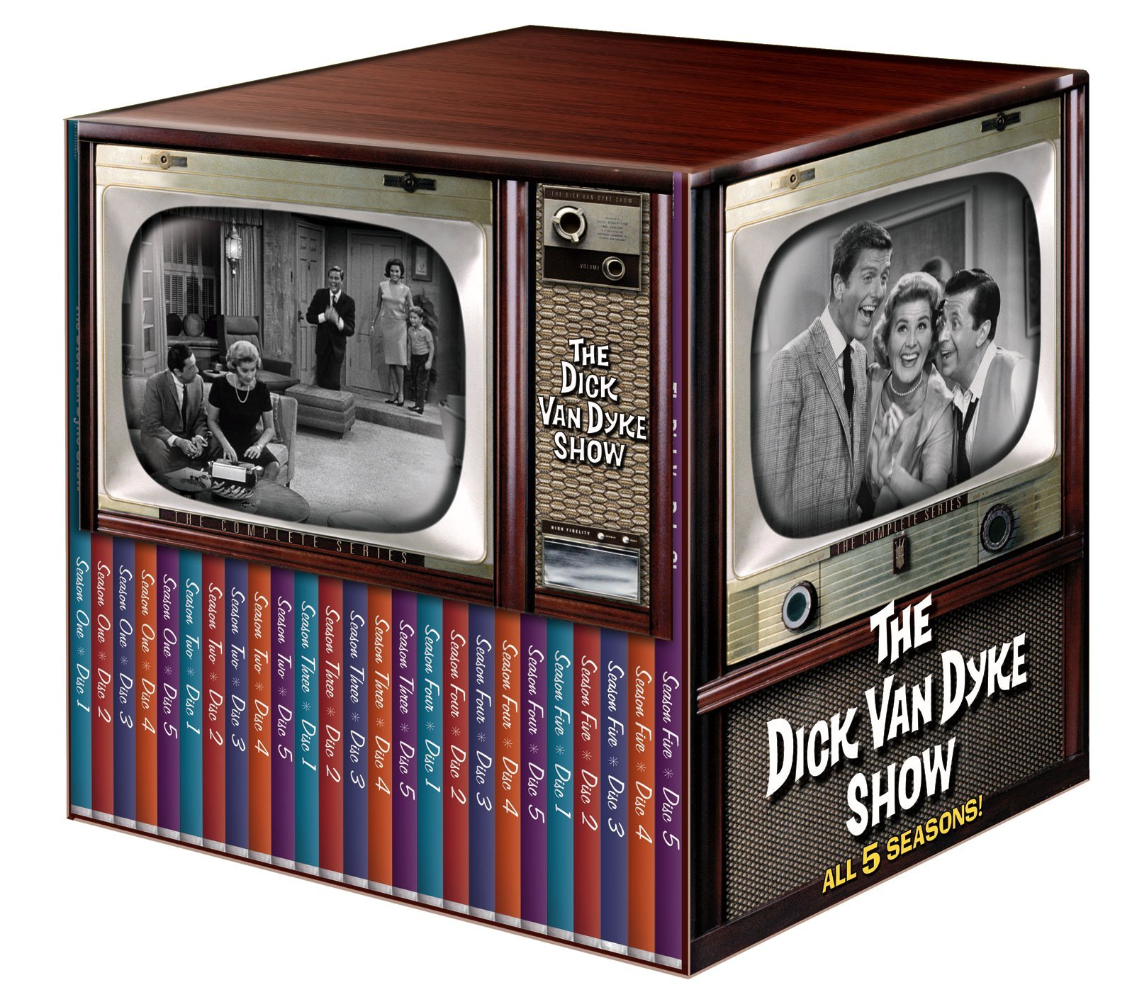 The Dick Van Dyke Show - The Complete Series by Image Entertainment