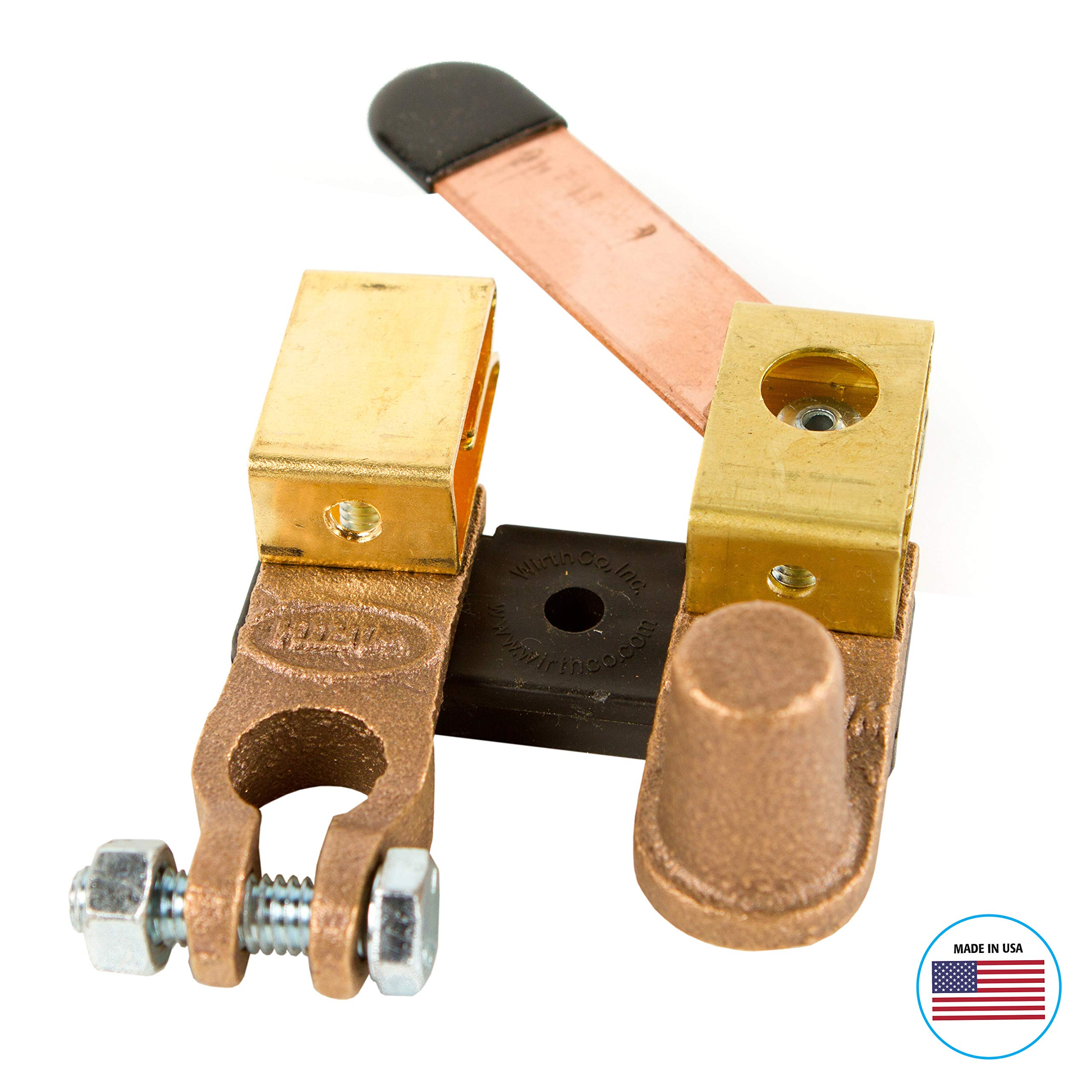 WirthCo 20108 Battery Doctor Knife Switch for Top Post Batteries by WirthCo