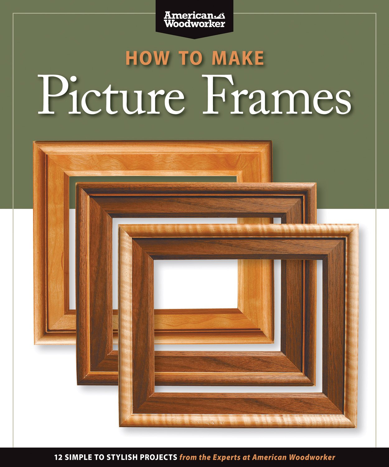 How to make picture frames best of aw 12 simple to stylish how to make picture frames best of aw 12 simple to stylish projects from the experts at american woodworker american woodworker best of american jeuxipadfo Choice Image