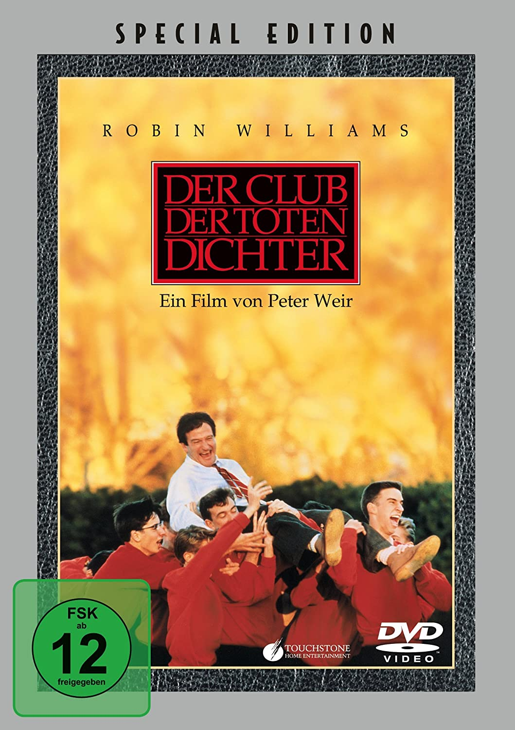 Der Club der toten Dichter [Special Edition]: Amazon.de: Robin ...