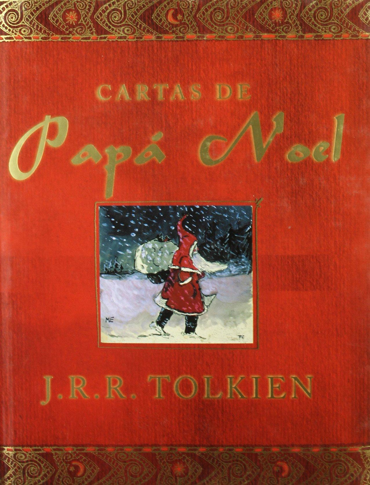 Cartas de Papá Noel: J.R.R. Tolkien: 9788476697610: Amazon ...