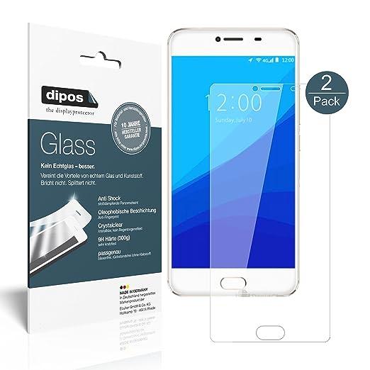 2 opinioni per Umidigi G Pellicola Protettiva- 2x dipos Glass Protezione Vetro Flessibile 9H