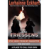 The Friessens: Books 25 - 27 (The Friessen Legacy Collections Book 10)