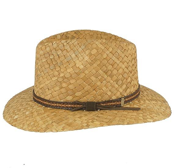 Wegener - Sombrero de Vestir - para Hombre Naturaleza Medium 56-57 ... 25b1af1e09a