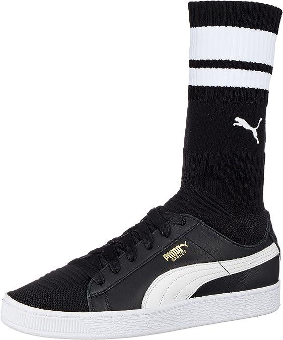 scarpe puma con il calzino