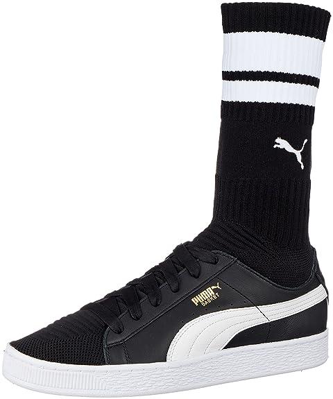new styles 142c6 32ec8 Puma Sneakers con Calzino Evoknit Nere: Amazon.it: Scarpe e ...