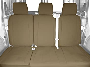 Enjoyable Amazon Com Caltrend Rear Row 60 40 Split Bench Custom Fit Uwap Interior Chair Design Uwaporg