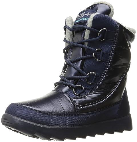 61c9a2485bc Skechers BOBS Women s Mementos-Snow Cap Winter Boot