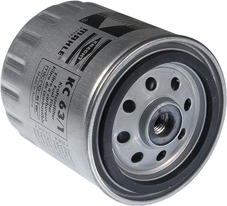 Amazon.com: MAHLE Original KC 63/1D Fuel Filter: AutomotiveAmazon.com