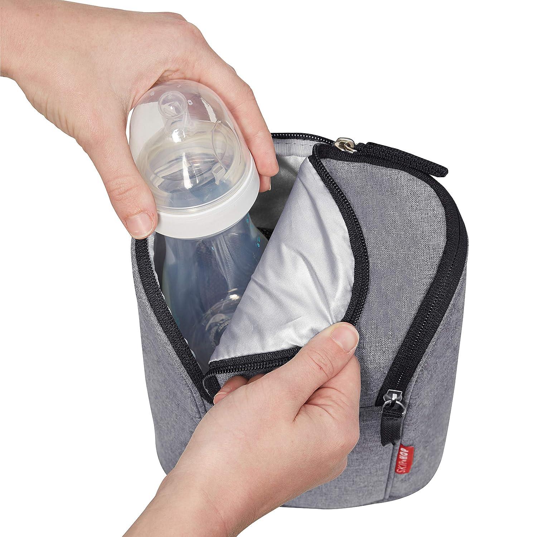 Amazon.com: Skip Hop grab-and-go Insulated doble botella ...