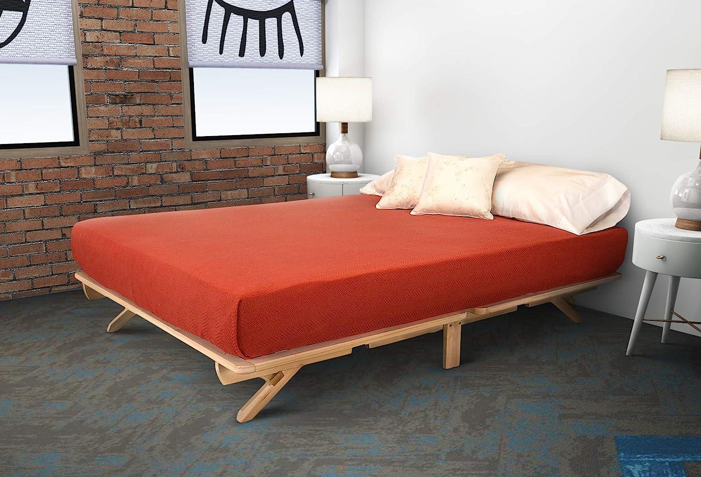Fold Platform Bed – Twin