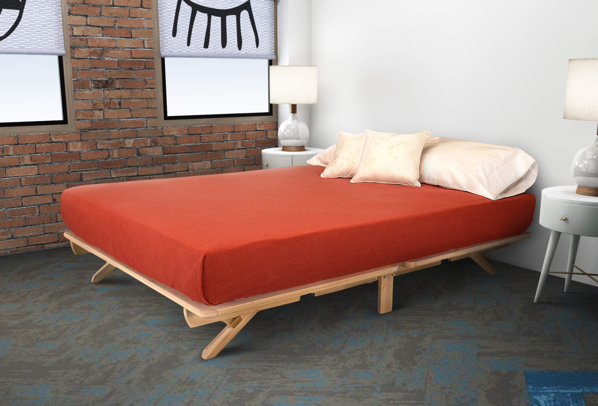 Fold Platform Bed - Queen by KD Frames
