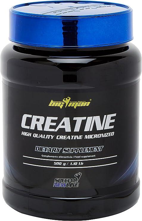 Big Man Nutrition Creatina Monohydrate - 500 gr