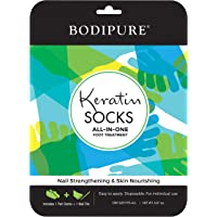 Bodipure Keratin Socks Foot Mask