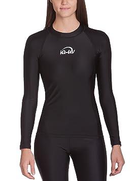 vêtement anti-UV T-shirt slim iQ UV 300 T-shirts anti-UV et lycras