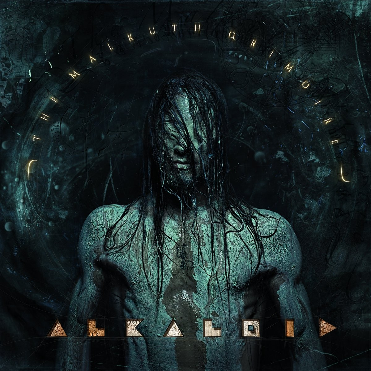 Vinilo : Alkaloid - The Malkuth Grimoire (Limited Edition, 2PC)