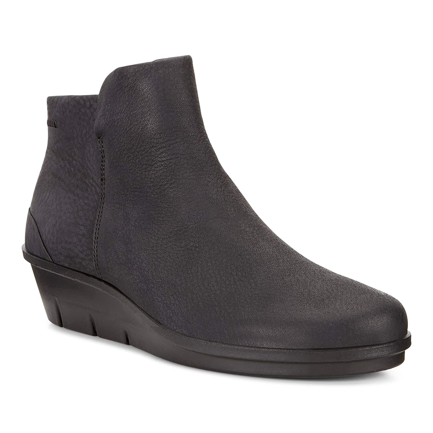 45a49479938 ECCO Womens Skyler Short Boot Ankle Boot