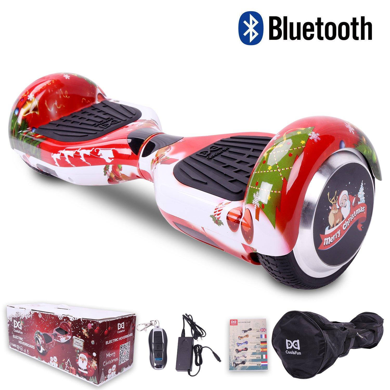 Regalo Navidad Cool Fun Hoverboard Patinete Eléctrico Scooter Talla  de Shop