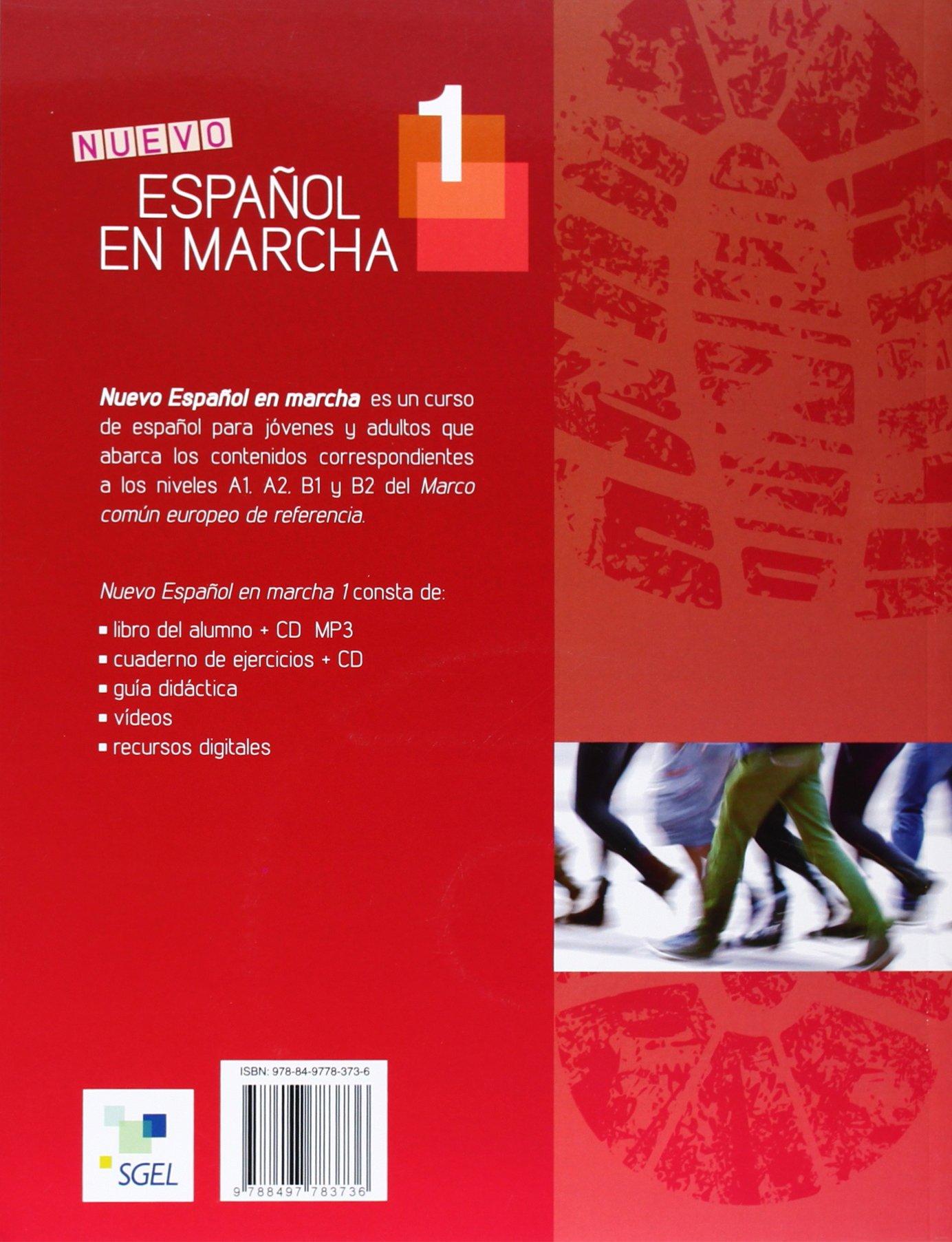 Nuevo español en marcha. Con Audio. Per le Scuole superiori ...