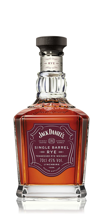 Jack Daniels Single Barrel RYE 45° - 1 x 0.7l: Amazon.es: Alimentación y bebidas