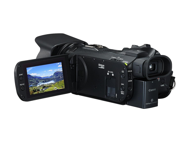 Canon LEGRIA HF G26 - Videocámara (3,09 MP, CMOS, 2,07 MP, 2,91 MP, 20x, 400x): Amazon.es: Electrónica