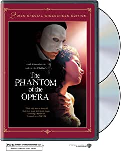 The Phantom Of The Opera | Amazon.com.br