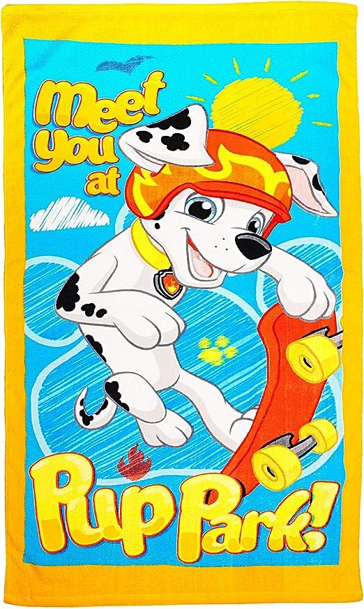 inkl Paw Patrol 70 cm * 140 cm 70x140 f/ür Kinder Name M/ädchen Hunde alles-meine.de GmbH Badetuch // Strandtuch .. Baumwolle 100 /% Frottee // Velours Handtuch