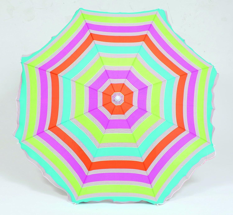 Easykado rayos Protect-Parasol Inclinable, 180 Cm