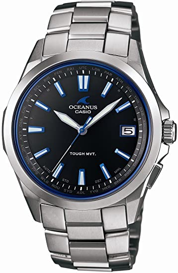 368b834d1682 CASIO OCEANUS OCW-S100-1AJF tough solar radio men s watch  Amazon ...