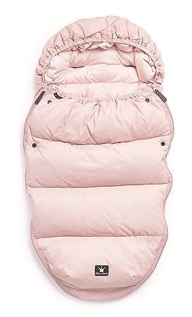Elodie Details - Saco Silla de Paseo Powder Pink Elodie Details: Amazon.es: Juguetes y juegos