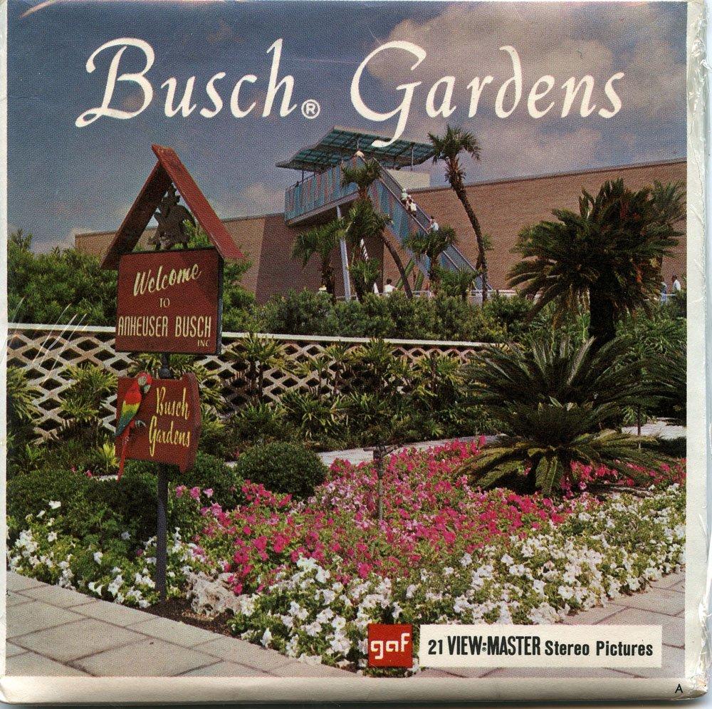 Amazon.com: Classic ViewMaster - Busch Gardens, Tampa, Florida ...