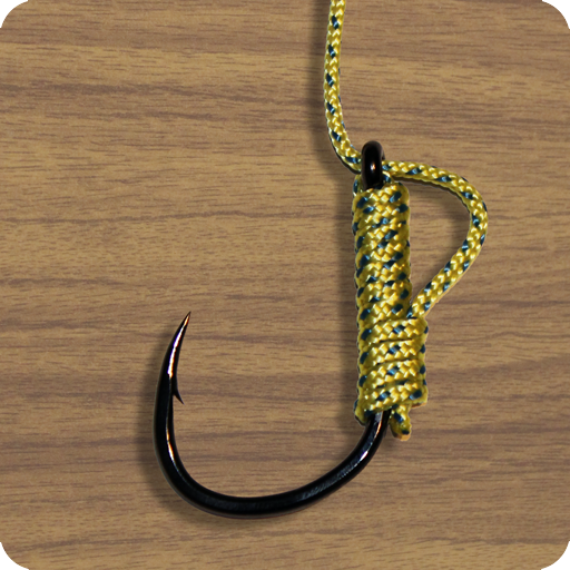 Useful fishing knots appstore for android for Fishing knots apps
