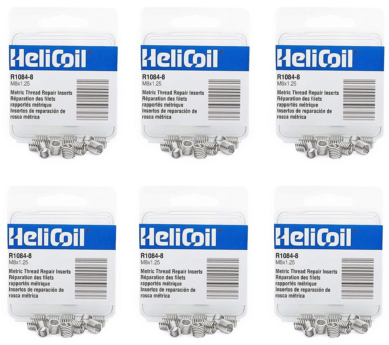Heli-Coil R10848 M8X1.25 Inserts//Pk 12