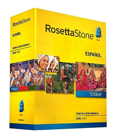 amazon com learn spanish rosetta stone spanish latin america rh amazon com rosetta stone mandarin level 1 rosetta stone manager