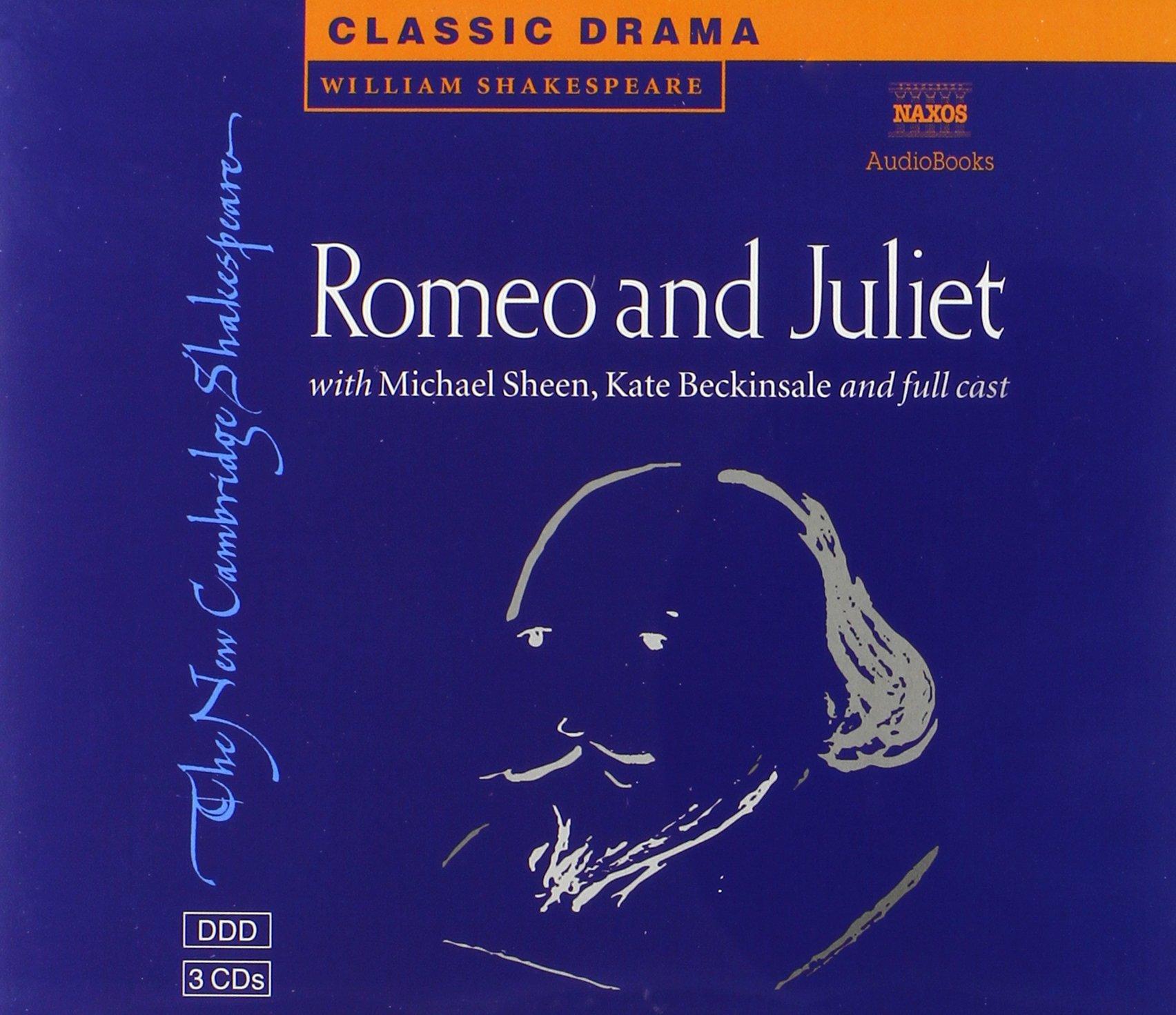 ... CD Set: Performed by Michael Sheen & Cast (New Cambridge Shakespeare  Audio): Amazon.co.uk: William Shakespeare, Naxos AudioBooks: 9780521625623:  Books