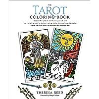 The Tarot Coloring Book