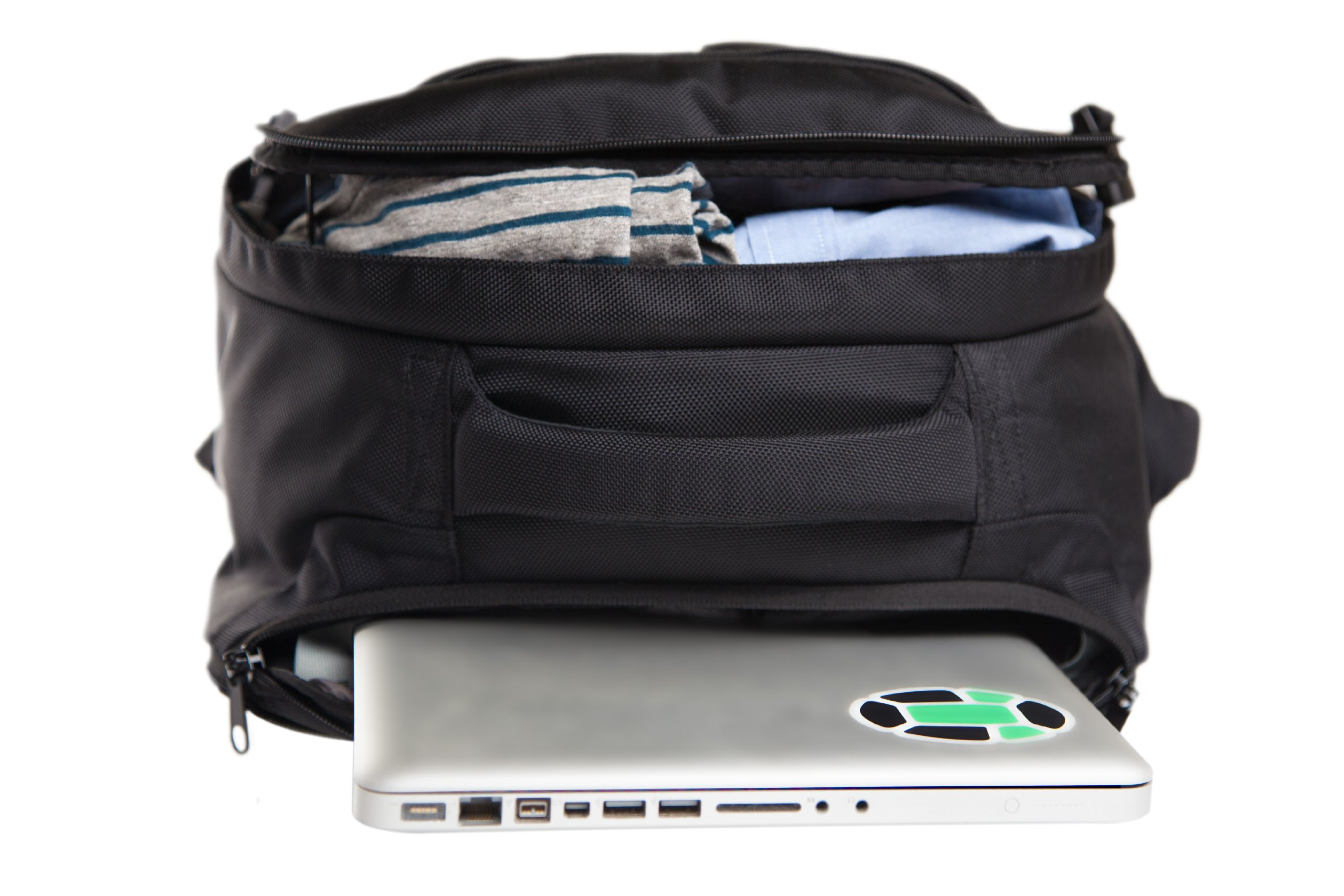 Tortuga Travel Backpack - 44L Maximum-Sized Carry On Travel Backpack by Tortuga (Image #6)