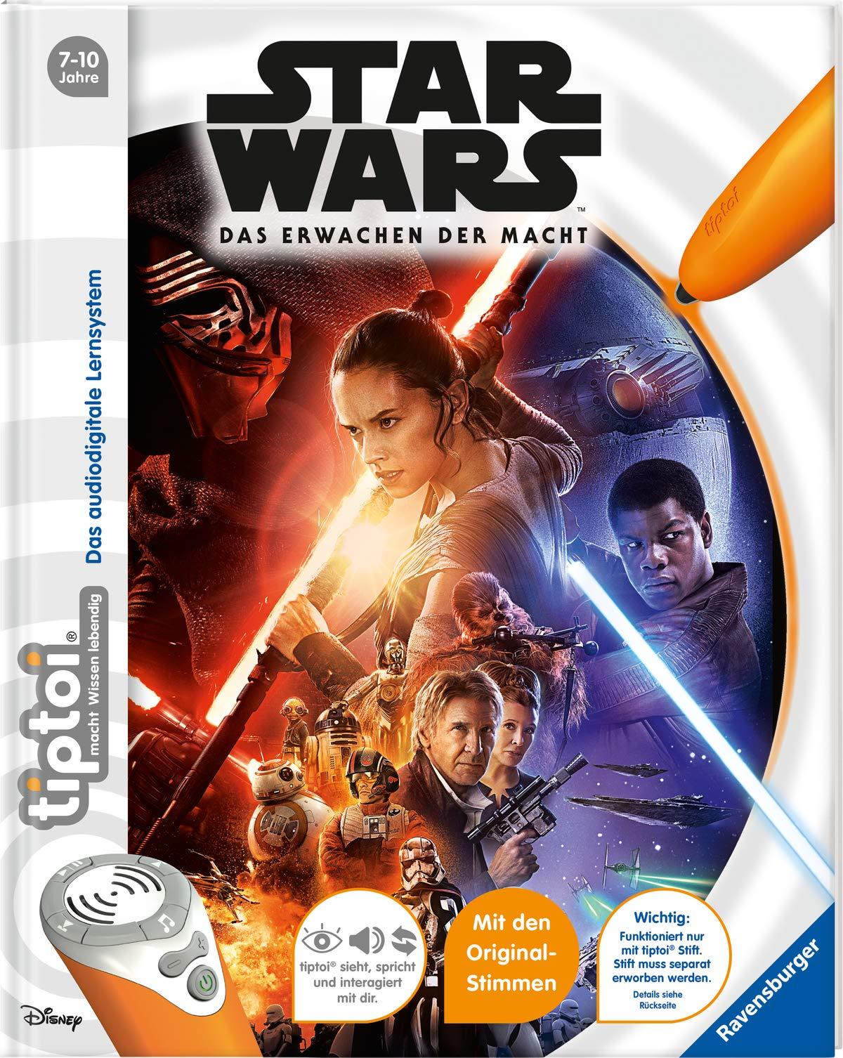 Tiptoi® Star Wars™ Das Erwachen Der Macht  Episode VII