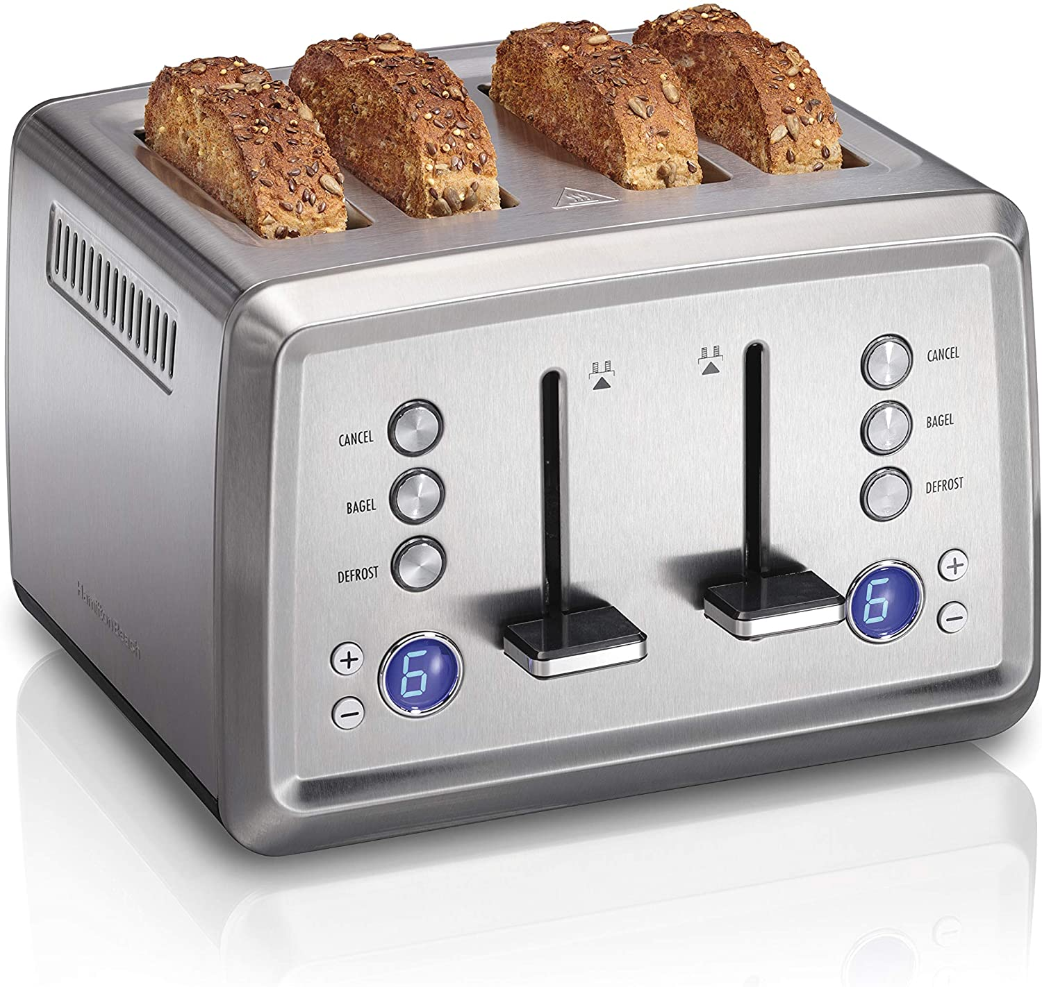 best 4 slice toaster consumer reports