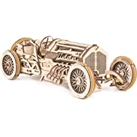 UGEARS Coche Grand Prix U-9 - Kit