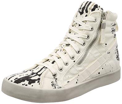 04b882c1d7553f Diesel Männlich D-String Plus Sneaker mid  Amazon.de  Schuhe ...