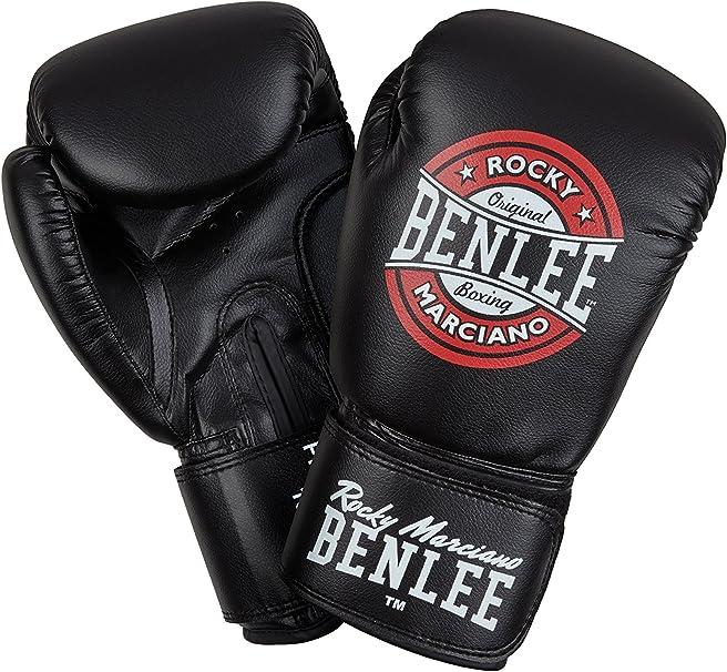 BENLEE Rocky Marciano Pressure Guantes de Boxeo, Unisex Adulto: Amazon.es: Deportes y aire libre