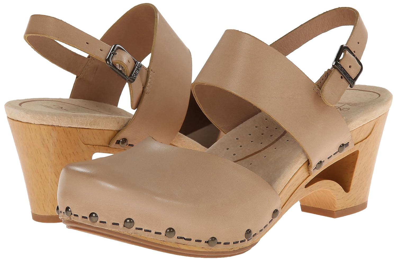 4b024dd4b429 Dansko womens thea dress sandal sand full grain eu us heeled sandals jpg  1500x986 Dansko single