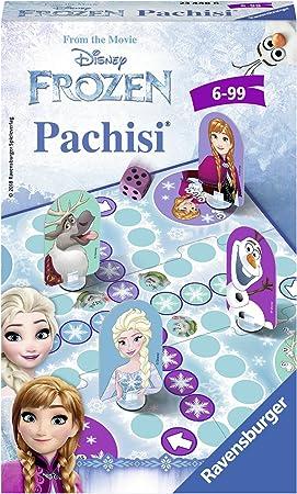 Ravensburger 23448 Disney Frozen Pachisi - Juego de Mesa: Amazon.es: Juguetes y juegos